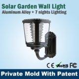 Solarwand-Licht für Gardden IP 65