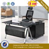 Muebles de oficina elegantes Nuevo escritorio de cristal del diseño (NS-ND131)