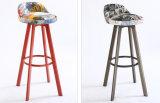 作業棒家具(LL-BC074)のための健康で高い木足の商業バースツール