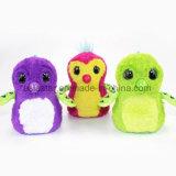 3개의 색깔 Hatchimals 계란 전기 애완 동물 장난감