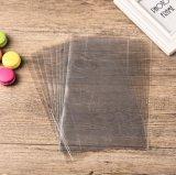 BOPP transparente Plastiksüßigkeit-verpackenbeutel der flachen Unterseiten-BOPP