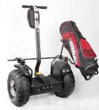 Grosser 19 Zoll weg Straßen-Selbstausgeglichenes elektrisches Skateboard-vom intelligenten Golf-Auto