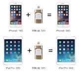 Флэш-память USB OTG, привод вспышки USB OTG для iPhone, USB OTG Pendrive промотирования