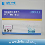 Éprouvette pour le chrome total avec le tube en plastique de PE (LH3016)