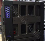 Lacoustics K1は屋外コンサートラインアレイPAのスピーカーの健全なボックス15インチ二倍になる