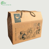 Красивейшая бумажная упаковывая коробка 2017 для подарка (KG-PX017)