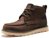 Новый отдых вскользь ботинок людей/людей способа обувает ботинки работы безопасности