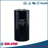 Condensador de aluminio del condensador electrolítico 450V 4700UF
