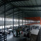 Cinco Niveles Barra Rack / Barra olímpica bastidor / soporte Barra
