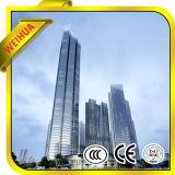 Verre trempé de densité/glace en verre Tempered/construction pour la construction