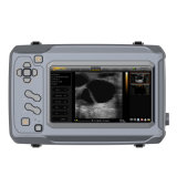 Touchscreen van Bestscan S6 de Draagbare on-Farm Veterinaire Scanner van de Ultrasone klank