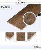 Belle usine en bois vitrifiée de fini de tuiles (AJ21071)