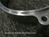 6061t6 het Aluminium van de molen om Buizen door CNC Machinaal te bewerken van de Precisie