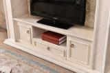 Cer genehmigte moderne MDF-Fernsehapparat-Standplatz-Kamin-Ausgangsmöbel (346)
