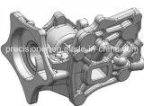 Алюминиевая прессформа заливки формы для автомобильного (тело насоса)