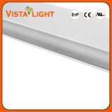 Monté sur pied / suspendu / mural 5 ans de garantie 40W / 50W / 60W SMD3030 Compatible avec 0-10V Dali LED éclairage linéaire avec UL CE SAA RoHS