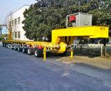 100-200 toneladas de reboque modular hidráulico do multi eixo resistente