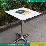 Luz Matte da alta qualidade - tabelas estratificadas da sala de jantar do cinza