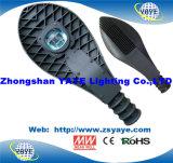 La mejores luz de calle de la MAZORCA 50W LED de la venta de Yaye 18 lámpara/camino de la MAZORCA 50W LED con Ce/RoHS/3/5 año de garantía