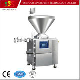 Automatische rostfreie Ateel Nahrungsmittelgrad-Wurst-Füllmaschine