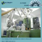 Hoja clara del PVC que hace la línea del calendario de la máquina