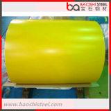 Preço de fábrica que pinta a bobina de aço galvanizada revestida