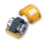 Accoppiamento Chain rigido 8020 per l'asta cilindrica
