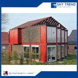 Container House Design Conduite d'expédition modifiée Home Labour Accommodation