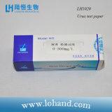 Papel de prueba al por mayor de la urea del precio de fábrica de Lohand 100strips/Box (LH1020)