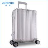 Высокое качество 20 Junyou профессиональное 24 багажа способа случая вагонетки дюйма алюминиевых