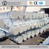Tubulação de aço galvanizada tubulação da estufa