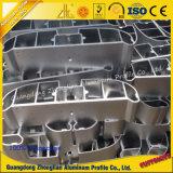 Подгонянный фабрикой анодированный CNC профиля штрангя-прессовани покрытия порошка алюминиевый