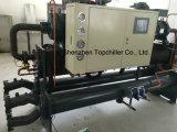150ton morrem o refrigerador de refrigeração água do compressor do parafuso da carcaça