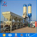 Rifornimento Hzs75 della fabbrica con la pianta d'ammucchiamento concreta di alto rendimento