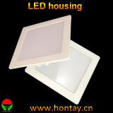 LEIDEN Vierkant onderaan Lichte Huisvesting voor 15 Watts