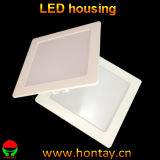 LEDの正方形は15ワットのためのハウジングをつける