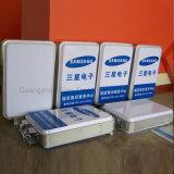 옥외 광고 가벼운 상자를 위한 원형 가벼운 상자 사용