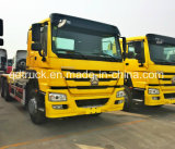 HOWO hook lift waste truck, hook lift chariot à ordures