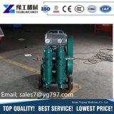 Pompe électrique de cylindre simple hydraulique et de double colle sèche de coulis de piston