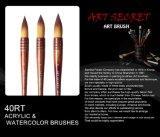 40rt de schilderende Borstels van de Kunstenaar van de Kunst van Borstels