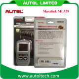 Varredura universal do OBD do varredor de Maxilink Ml329 do varredor diagnóstico do carro auto melhor do que Al319 Autel Maxilink Ml329