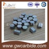 Восьмиугольные Pillared вставки карбида Tunsgten для Drilling