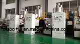 Maquina de mistura de plástico / Máquina de mistura de resfriamento em pó de plástico PVC e quente
