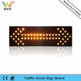 Kundenspezifischer Pfeil-Vorstand des 1500*600mm Verkehrs-Verkehrsschild-LED