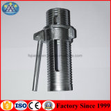 Justierbare Stahlstütze-Teile, Stütze-Hülse, Stütze-Befestigungen mit Gewinde
