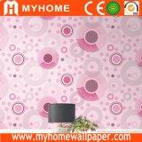Guangzhou 1.06m Muur van de Decoratie van het Behang van de Verdeler van het Document van de Muur Moderne 3D