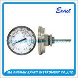 De as BimetaalThermometer van het Gezicht van de Wijzerplaat van het Type