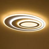 Éclairage moderne de plafond du type simple DEL