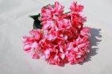 Preiswerter Silk künstliche Blumengefälschter Hydrangea für Haupthochzeits-Hochzeits-Dekoration-Grossisten