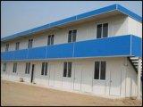 Casa usada común de la estructura de acero